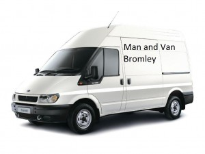 Man and van Bromley Removals